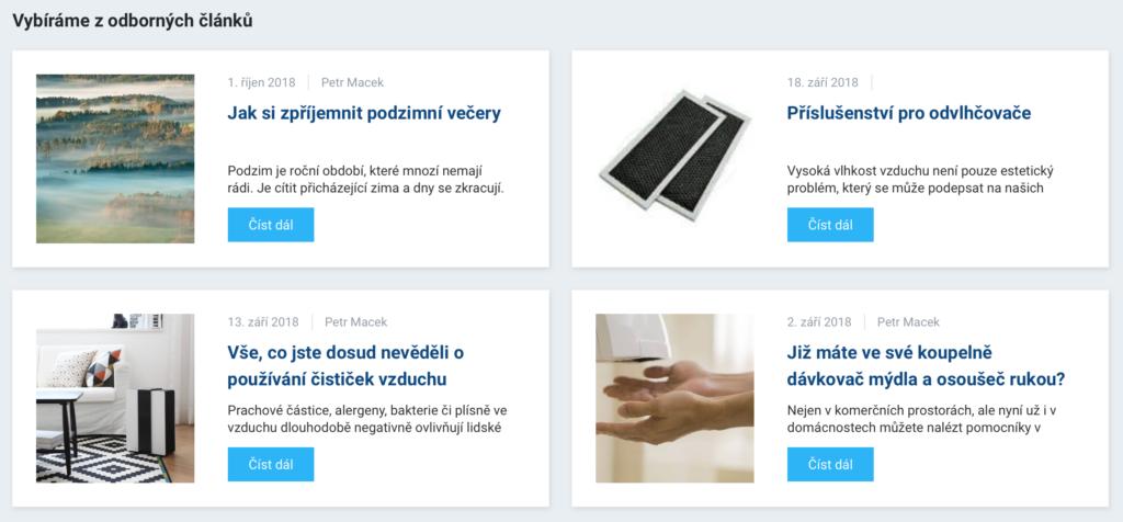 e-shop cvb content