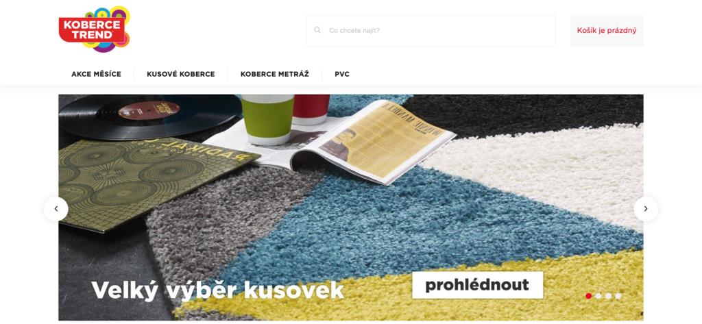 banner e-shopu trend