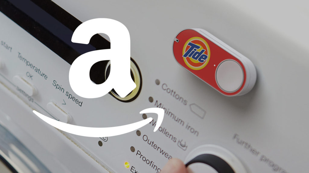 Amazon Dash Button - IoT
