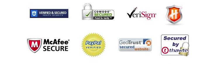 Trust badges pro e-shop