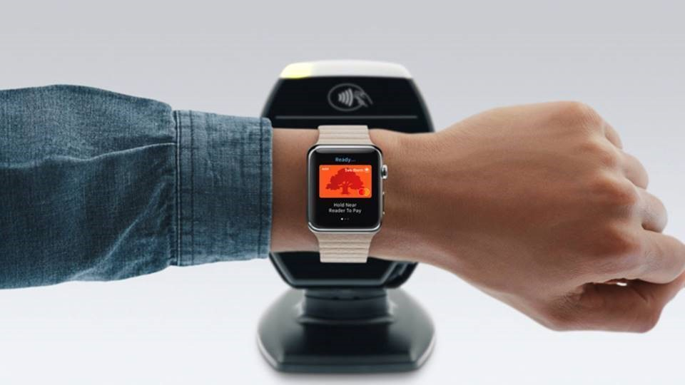 Apple pay, Garmin Pay, Fitbit Pay, Google Pay